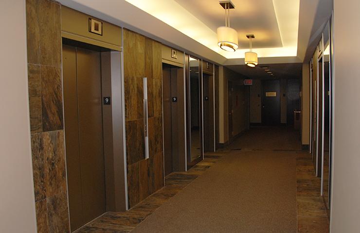 Elevator Lobby Dare Corporate Centre